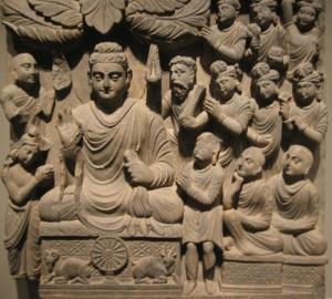 The Buddha's First Sermon