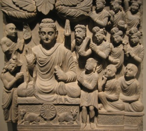 The Buddha's First Sermon